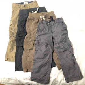 Cargo pants - 2T